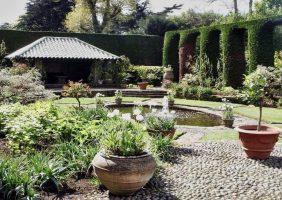 Восточный сад - принципы